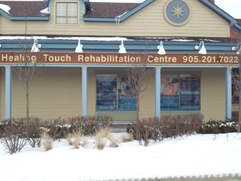 Contact us Rehabilitation Centre