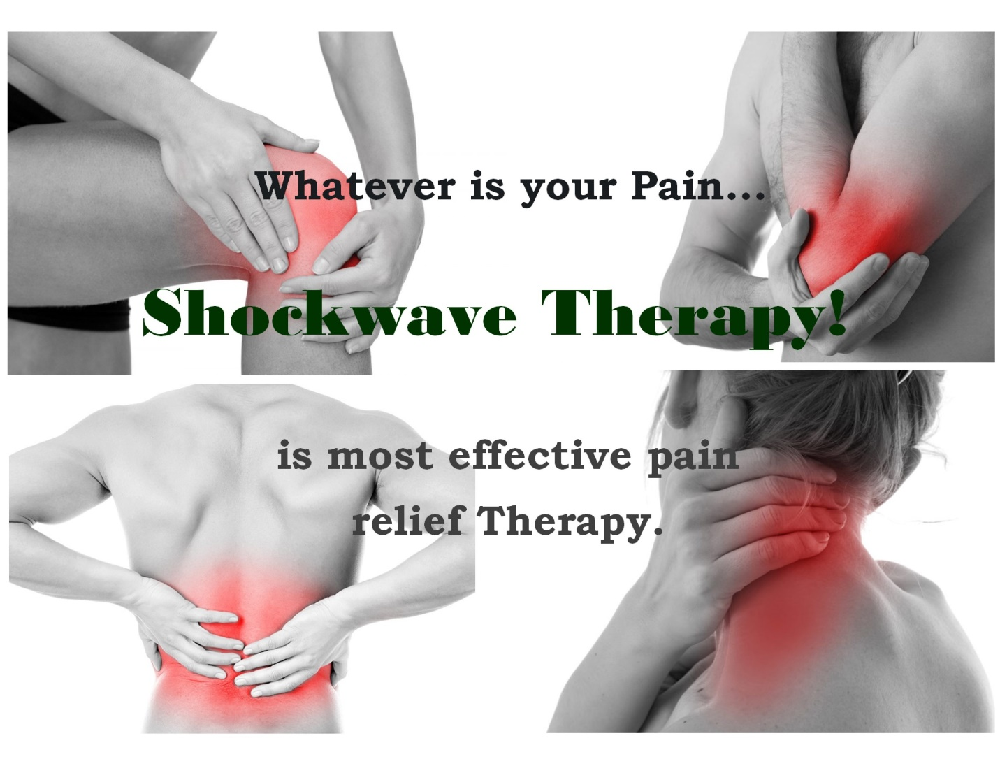 Shockwave Therapy in Markham and Ajax