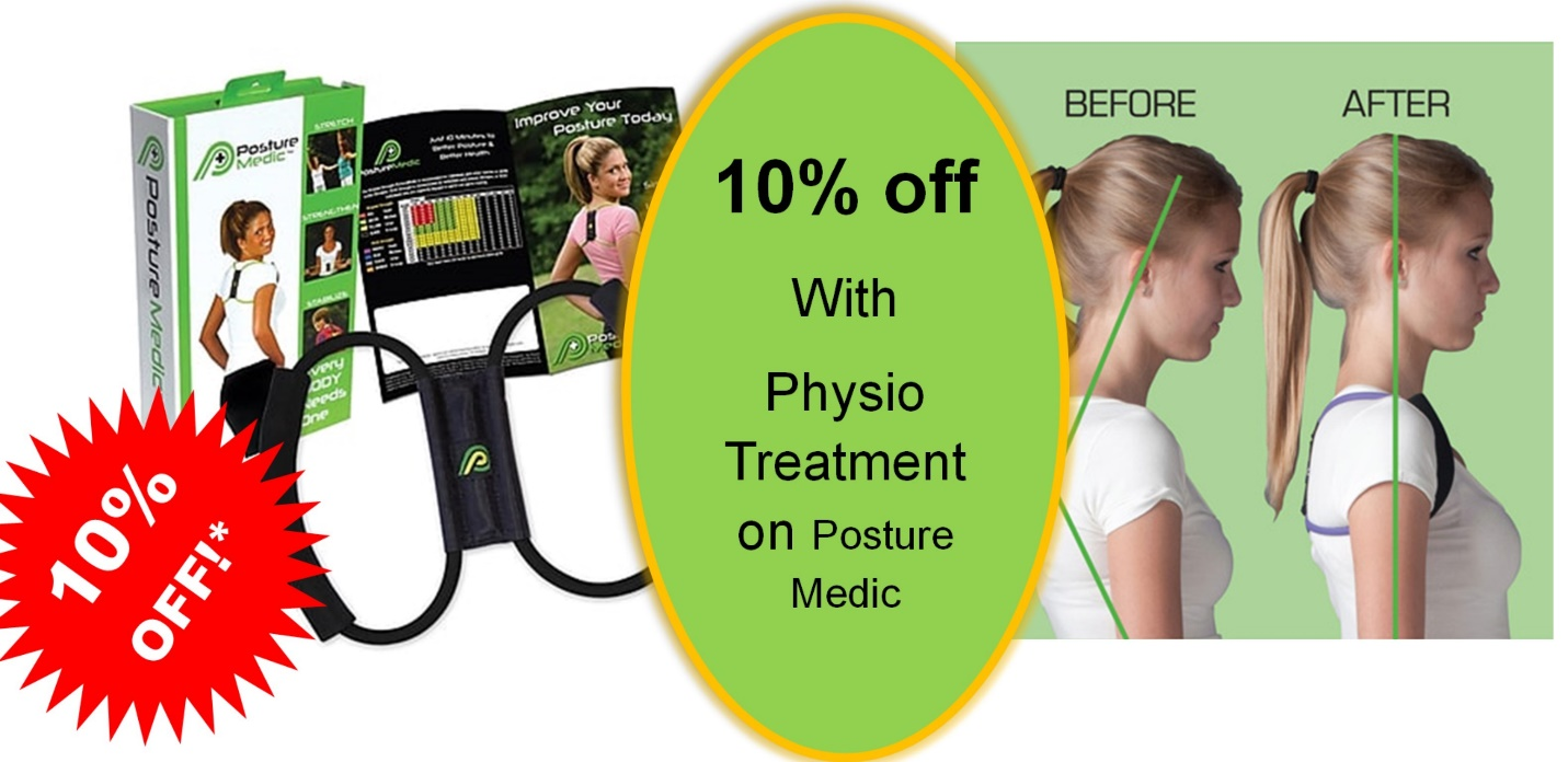 10% off with Physio Treatment at Healing Touch